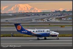 N546LM LifeMED ALASKA (Bob Garrard) Tags: n546lm lifemed alaska beechb200superkingairancpancmiragemt forakeralaska