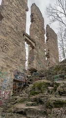 Ramsey Mill Ruins (Lzzy Anderson) Tags: ramseymillandoldmill ramseymillandoldmillruins ruins ramseymillruins millruins mill april spring 2019 hastings minnesota woods forest
