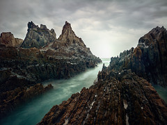 Reach Out (tommy1905195) Tags: ifttt 500px cudillero spain asturias gueirua long exposure costa rocas seascape españa water coast ocean sea rocks mar sky playa rockscape sharp powerful calmness landscape