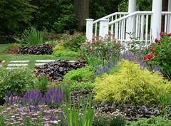 Flower Garden (jmunt) Tags: garden gardenflower flowergarden nature flowers landscape