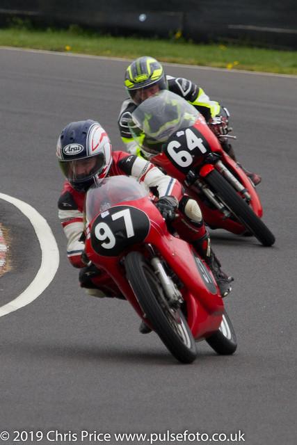 CRMC Castle Combe 2019 - Race 11 Post Classic 125cc