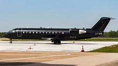 Bombardier CRJ-200LR LY-ZAB KlasJet (William Musculus) Tags: plane spotting airplane airport aviation william musculus lyzab klasjet bombardier crj200lr cl6002b19 crj200 crj200er karlsruhe badenbaden baden fkb edsb klj