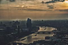 London (Angela Trabert) Tags: 201904 fujixt2 fujinon1855 london themse tower towerbridge londoneye sundown dark urbanview urbancity
