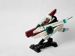 Silent Horus (Dead Frog inc.) Tags: spaceship lego moc space ship