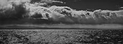 Cape Wrath (ECKE86) Tags: seascape clods cumulus coast shore cliffs scotland cape wrath capewrath water sun stormclouds storm blue sky panorama landscape black white blackandwhite noireetblanc grey monochrome schwarz weis schwarzundweis monstrous impressive astonishing breathtakinglandscape