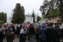 141. Божественная литургия в Успенском соборе 01.05.2019