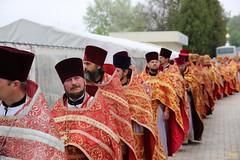 125. Божественная литургия в Успенском соборе 01.05.2019
