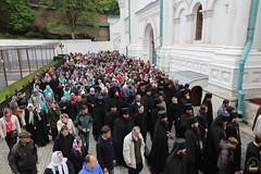 106. Божественная литургия в Успенском соборе 01.05.2019
