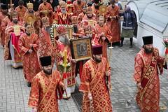 104. Божественная литургия в Успенском соборе 01.05.2019