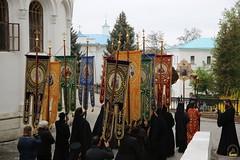 100. Божественная литургия в Успенском соборе 01.05.2019