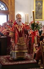 097. Божественная литургия в Успенском соборе 01.05.2019