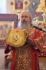067. Божественная литургия в Успенском соборе 01.05.2019