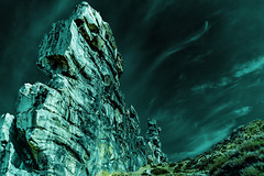 Teufelsmauer Harz (Maik Kregel) Tags: maikkregel sony a6000 teufelsmauer harz berge fels mystik