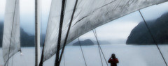 Exploring New Realms (Rich Levine) Tags: newzealand ship sail sailboat sailing woman