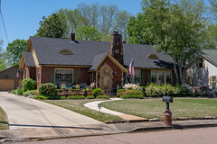 Rossville, TN (J McCallister) Tags: historic home house trees rossville tennessee unitedstatesofamerica