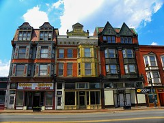 Rochester New York - Frederick Douglass Apartments - Historic (Onasill ~ Bill Badzo - - 64 Million Views - Thank ) Tags: victorian architecture style apartments commercial store fronts frederick douglass historic restored 2018 west main street monroecounty nrhp susan b anthony neighborhood studios train station near onasill rochester ny newyork