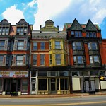Rochester New York - Frederick Douglass Apartments - Historic thumbnail