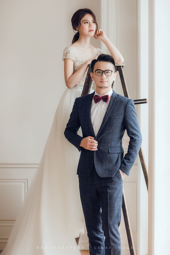 自助婚紗 - Apple & Victor