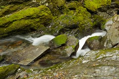 Lydford Gorge (Future-Echoes) Tags: 4star 2015 dartmoor devon flowing longexposure lydfordgorge river rock rocky water