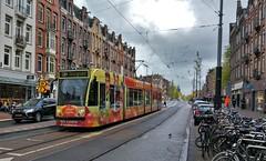 Bijvangst 2 (Peter ( phonepics only) Eijkman) Tags: amsterdam city combino gvb tram transport trams tramtracks trolley rail rails strassenbahn streetcars nederland netherlands nederlandse noordholland holland