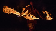 Trix Fireshow (tonyguest) Tags: trix fireshow eldföreställning adelsö valborg alsnu viking fire flames sweden tonyguest gycklargruppen eldshow vikingadagar udd gycklargruppentrix