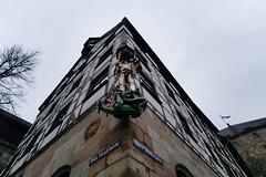 Medieval old city. Nuremberg, Germany (varfolomeev) Tags: 2017 германия город germany city fujifilmxt10 samyang12mm