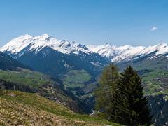Surselva (oonaolivia) Tags: surselva riein graubünden grisons schweiz switzerland landschaft landscape berge mountains walking hiking frühling spring