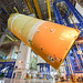 SLS Forward Join Set for Horizontal Assembly to Liquid Hydrogen Tank