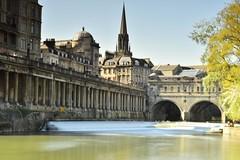 Bath (Jaime Vaello) Tags: bath inglaterra england nikon nikon7200 leefilters leend09 haidafilters haidand1000 jaumevaello longexposure largaexposición manfroto