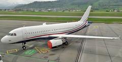 Airbus ACJ319 OE-LJG MJet (mm-photoart) Tags: airbus acj319 oeljg mjet a319 319 vip lszb bern belp belpmoos airport