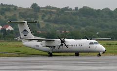 DHC-8 | D-BMUC | SCN | 20060811 (Wally.H) Tags: bombardier dehavillandcanada dhc8 dash8 dbmuc cirrus airlines scn eddr saarbrücken airport