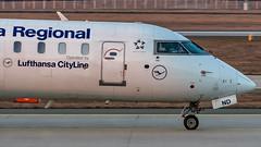 Bombardier CRJ-900LR D-ACND Lufthansa CityLine (William Musculus) Tags: plane spotting aviation airplane airport william musculus dacnd lufthansa cityline bombardier crj900lr cl6002d24 canadair regional jet lh dlh clh cl crj900 fra eddf frankfurtmain frankfurt am main rhein fraport