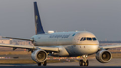 Airbus A320-214 HZ-ASA Saudi Arabian Airlines (William Musculus) Tags: plane spotting aviation airplane airport william musculus hzasa saudi arabian airlines airbus a320214 fra eddf frankfurtmain frankfurt am main rhein fraport a320200 sva sv