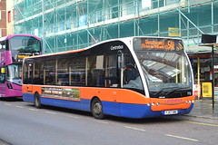 Centrebus 772 YJ57XWE (Will Swain) Tags: leicester 25th october 2018 leicestershire bus buses transport travel uk britain vehicle vehicles county country england english midlands centrebus 772 yj57xwe transdev blazefield burnley pendle 267