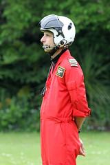London's Air Ambulance in Chelsea (kertappa) Tags: img8067 air ambulance londons london hems doctor paramedics hospital gehms emergency helicopter kertappa chelsea