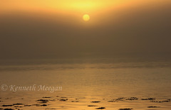Sunrise over Bannow Bay (Ken Meegan) Tags: sunriseoverbannowbay saltmills cowexford ireland sea sunrise 2792015