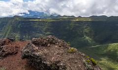 Cratère Commerson, Reunion / Кратер Комерсон, Реюньон /explore/2019/05/03 (dmilokt) Tags: природа nature пейзаж landscape гора mountain вулкан кратер crater volcan лава lava дорога road dmilokt