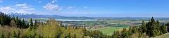 Panorama Buchenbergalm 1140m mit Forggensee (Sanseira) Tags: allgäu buching panorama forggensee buchenbergalm lech
