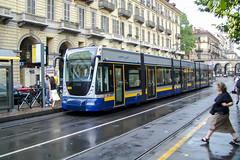 TRN_6031_200407 (Tram Photos) Tags: torino turin tram tramway tranviaria strasenbahn gtt atm fiat alstom cityway