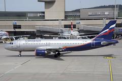 Aeroflot Airbus A320-214; VP-BME@ZRH;24.04.2019 (Aero Icarus) Tags: zrh zürichkloten zürichflughafen zurichairport plane avion aircraft flugzeug aeroflot airbusa320 vpbme