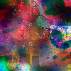 pretty pretty.... (Mark Noack) Tags: light color photoshop layer layering surreal expressionism abstract psychedelic futurist abstraction