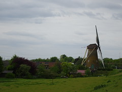 Molen De Lelie 3-5-19 (Bas van Oorschot) Tags: nederland molen mill puttershoek hoeksewaard