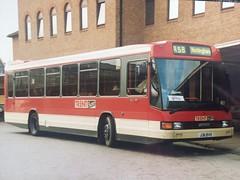J311 BVO (nevetsyam1404) Tags: derbybusstation trentmotortraction trentbuses trent delta optare optaredelta sb220 daf dafsb220 b49f 311 j311bvo