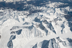 Bara Shigri Glacier as seen from Leh-Delhi flight (Shakyasom Majumder) Tags: glaciers barashigri himachalpradesh aerialview aerialphotography aeroplane snow mountains mountainrange mountainpeaks snowcovered snowclad rocks nikon nikond500 nikon24120f4vr india