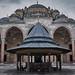 Patio de la Mezquita de Mehmet el Conquistador