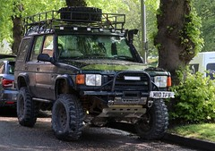 M110 TFV (Nivek.Old.Gold) Tags: 1994 land rover discovery tdi 5door 2495cc