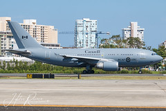 15004 Canadian Armed Forces Airbus CC-150T Polaris (A310-304 MRTT) (Hector A Rivera Valentin) Tags: 15004 canadian armed forces airbus cc150t polaris a310304 mrtt a310 sju tjsj puerto rico