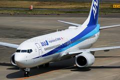 ANA Boeing 737-881 JA80AN (Mark Harris photography) Tags: spotting haned japan canon plane aviation