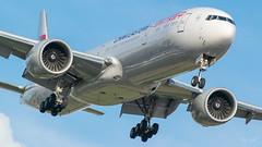 Boeing 777 China Eastern (piotrkalba) Tags: boeing 777 773 tripleseven heathrow spotting plane chinaeastern china