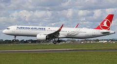 TC-LSC (Ken Meegan) Tags: tclsc airbusa321271nx 8617 turkishairlines dublin 152019 thy airbusa321 airbus a321271nx a321